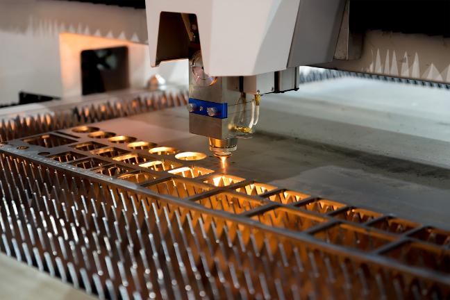 Obróbka laserowa metali